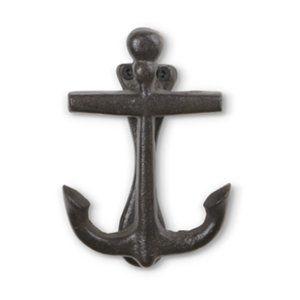 Anchor Cast Iron Door Knocker